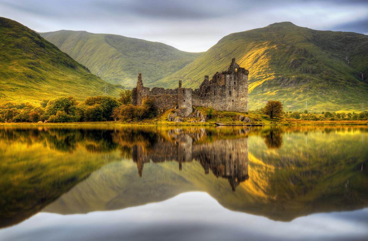 travel blogger Scotland