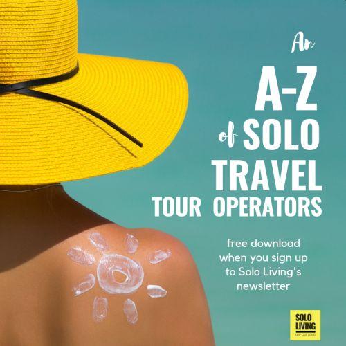 A-Z Solo Travel Tour Operators